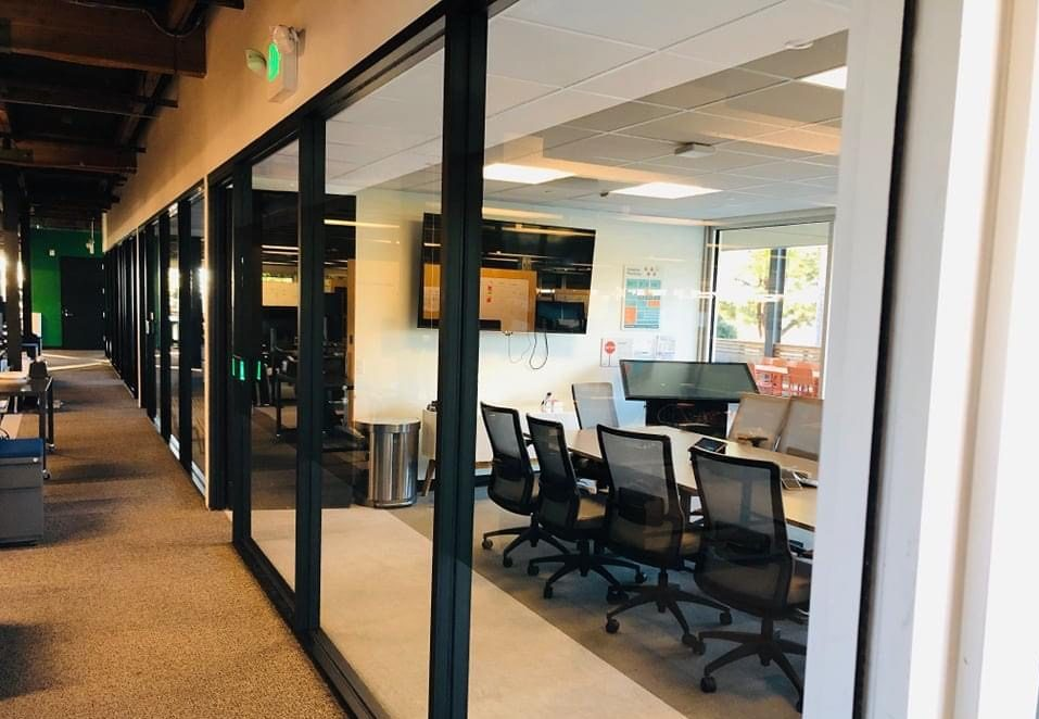 Casper Cloaking Technology Helps Local Software Company Maintain Privacy - Commercial Window Film in the Santa Barbara, California area.